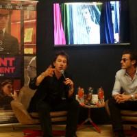 Entrevista com diretor e ator do filme 'Saint Laurent'