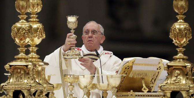 O Sommelier Papa Francisco