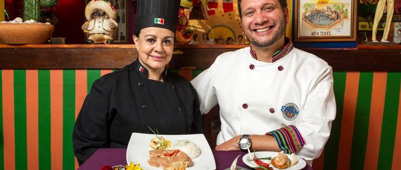 20 anos da Grife Gastronômica David Lechtig é celebrada com Festival de Comida de Fiesta  pelas mãos de Mari Carmem Sáenzque