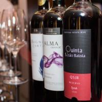 Degustação de vinhos portugueses