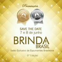 1o PRÊMIOBRINDABRASIL DO MELHOR ESPUMANTE BRASILEIRO