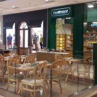 Tea Shop Inaugura Charmoso Espaço Gourmet