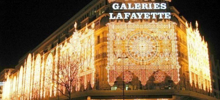 Galeries Lafayette celebra os 70 anos da Maison Dior